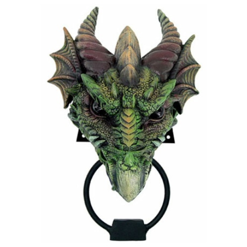 sc 1 st  The Quirky Celts & Kryst Dragon Door Knocker