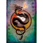 Yin Yang Protector Card