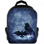 Celtic Totem Mystic Raven