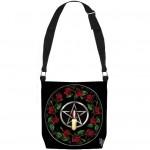 Pentagram Rose Shoulder Bag NOW8159