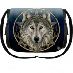 Wild One Messenger Bag
