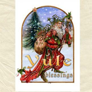 Yule Herne Card