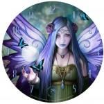 Mystic Aura Clock