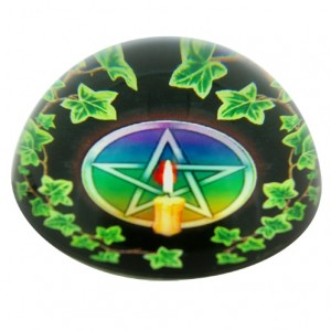 Wiccan Way Paperweight