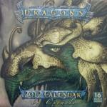 Ciruelo Dragon Calendar 2012