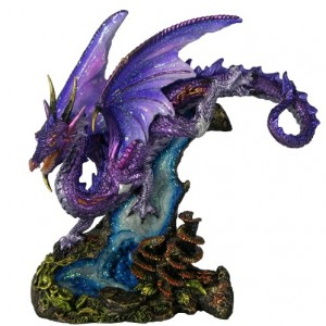Nighhogr Dragon Figurine
