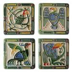 Celtic Birds Coasters