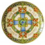 IC-CL-73-97 Celtic Cross 8 inch Plate