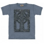Celtic Cross T Shirt