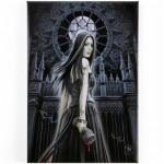 Gothic Siren Fridge Magnet