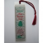WG13 The Rowan Tree Bookmark 1-15 July
