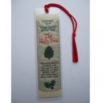 WG24 The Holly Tree Bookmark 16-31 December