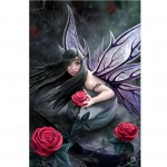 Rose Fairy 3D Picture