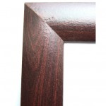 3DFM Mahogany Colour Frame