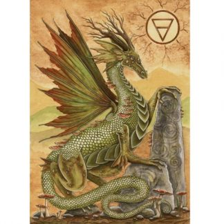Earth Dragon Card