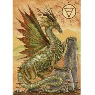 Earth Dragon Card