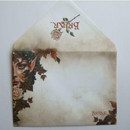Briar envelope