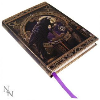 Talisman Embossed Journal by Lisa Parker