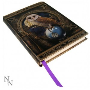 Spell Keeper Embossed Journal by Lisa Parker