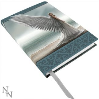 Spirit Guide Embossed Journal by Anne Stokes