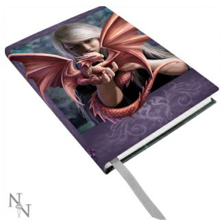 Dragonkin Embossed Journal by Anne Stokes