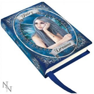 Fairy Dreams Small Embossed Journal