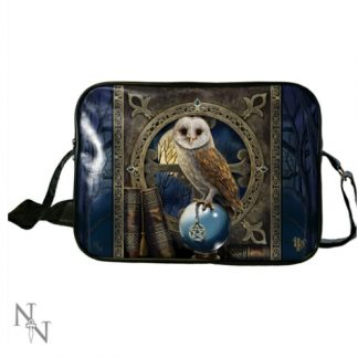 Spell Keeper Side Bag by Lisa Parker