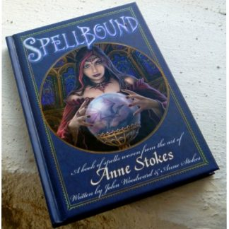 Spellbound Book by Anne Stokes and John Woodward