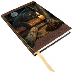 Witching Hour Embossed Journal by Lisa Parker