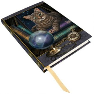 Fortune Teller Embossed Journal by Lisa Parker