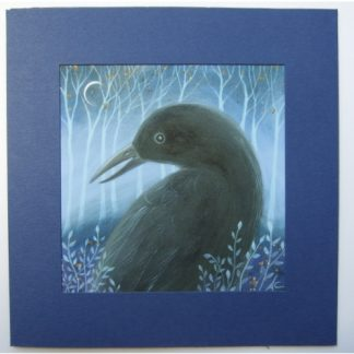 The Crow Card by Amanda Clark