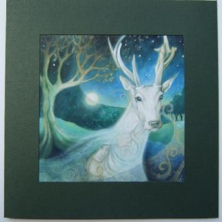 Meeting Damh Card by Amanda Clark