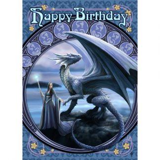 New Horizons Birthday Card