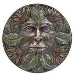 Midsummer Wall Plaque