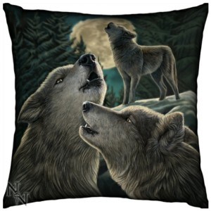 Wolf Song Cushion