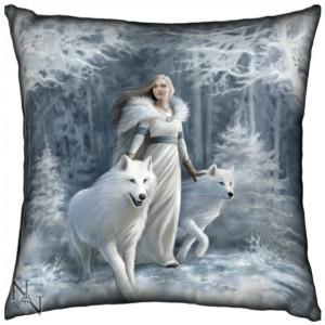 Winter Guardians Cushion