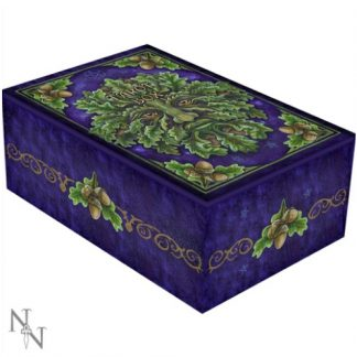 Spirit of the Oak Tarot Box