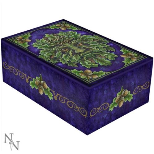 Spirit of the Oak Tarot Box