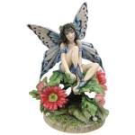 Chrysanthemum Fairy Figure