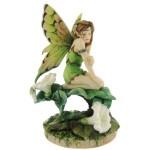 Morning Glory Fairy Figure
