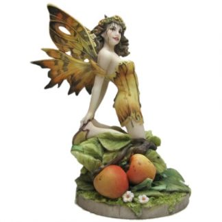 Avalon's Gold Fairy Figure