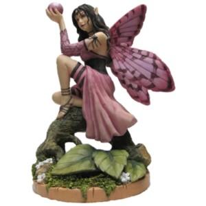 Spider Weaver Fairy Figure