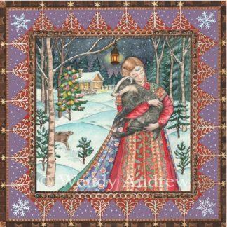 Badger Bliss Card