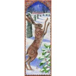 Dancing the Yule Dawn Card