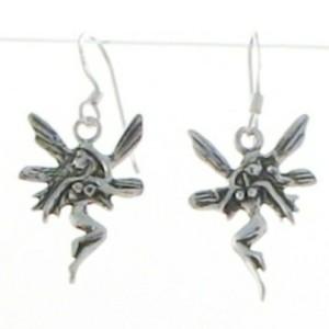 Fairy Silver Earrings