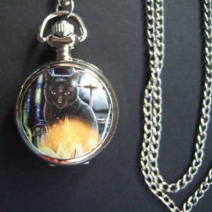 Bewitched Mini Pocket Watch