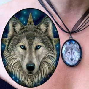 Wild One Picture Pendant