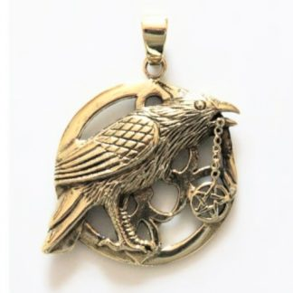 Bronze Talisman Pendant