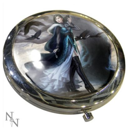 Raven Compact Mirror