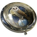 Spell Keeper Compact Mirror